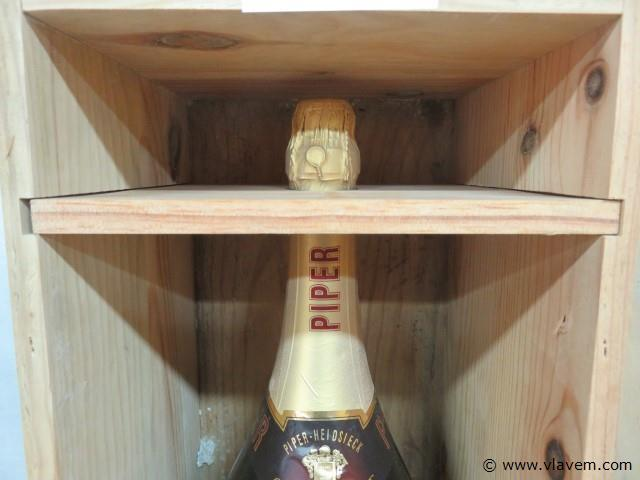 Piper-Heidsieck 6 liter van 1995, perfect bewaard