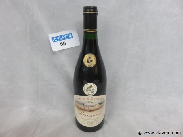 Rode wijn, 1 fles