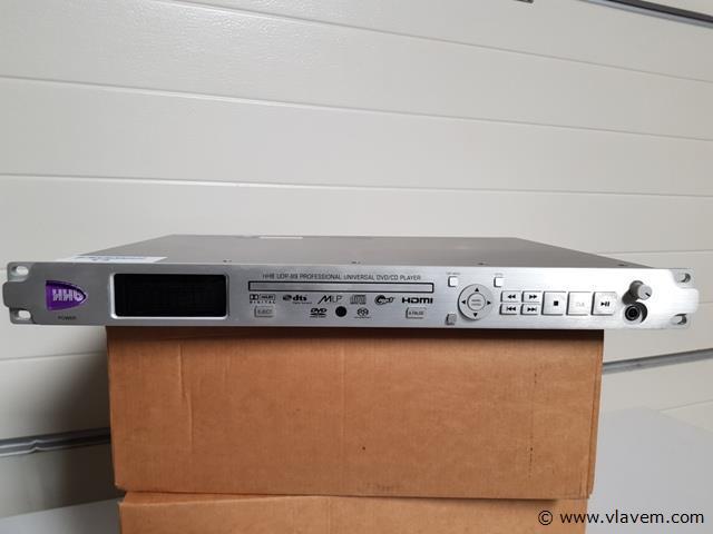DVD/CD speler