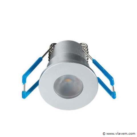 Inbouw Ledverlichting voor aluminium terrasoverkapping set 10 stuks