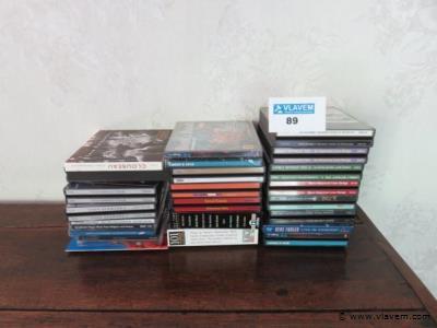 Partij CD's (living)