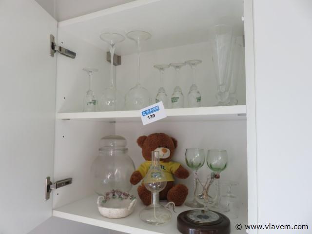 Inhoud van de keuken volgens foto's (keuken)