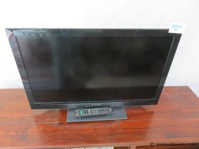 LCD TV Panasonic met afstandsbediening (living)