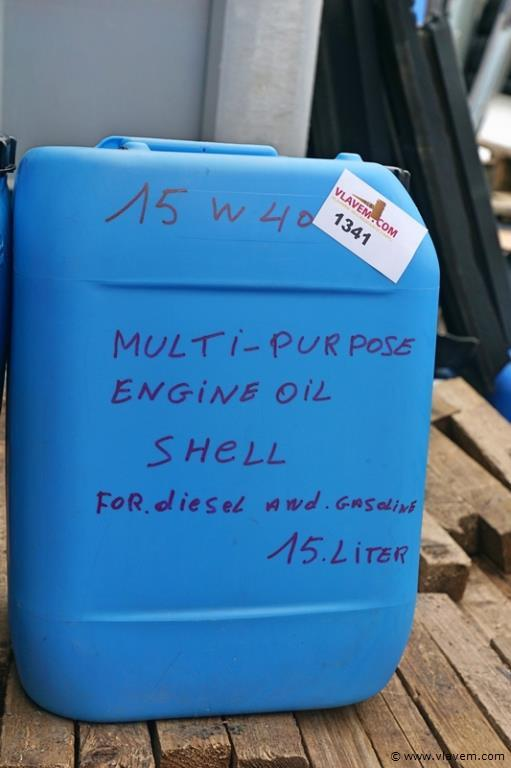 Olie multiporpose 15 L
