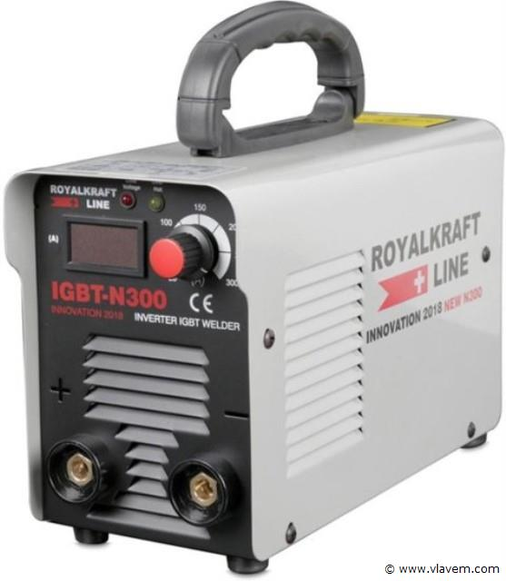 Royalkraft Line lasapparaat IGBT-N300