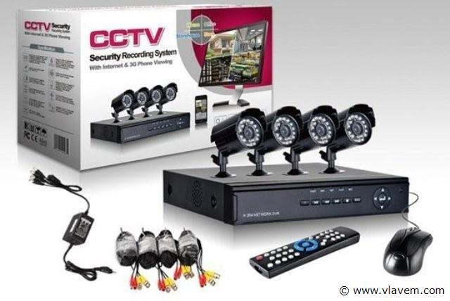 Aprica camera bewakingsset CCTV