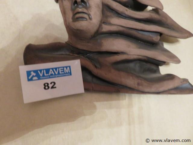 Masker keramiek (salon)