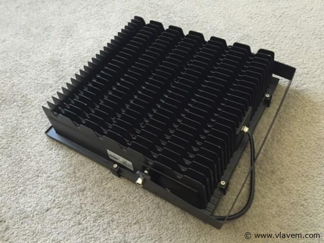 4 x 200 Watt PHILIPS CHIPS SMD LED PRO Breedstralers - Daglicht
