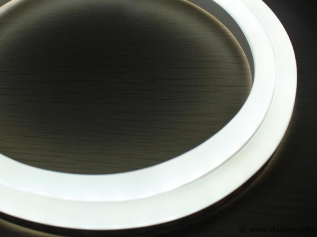 1x 100 meter neon flex LED 6400K
