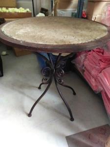 Bistro tafels