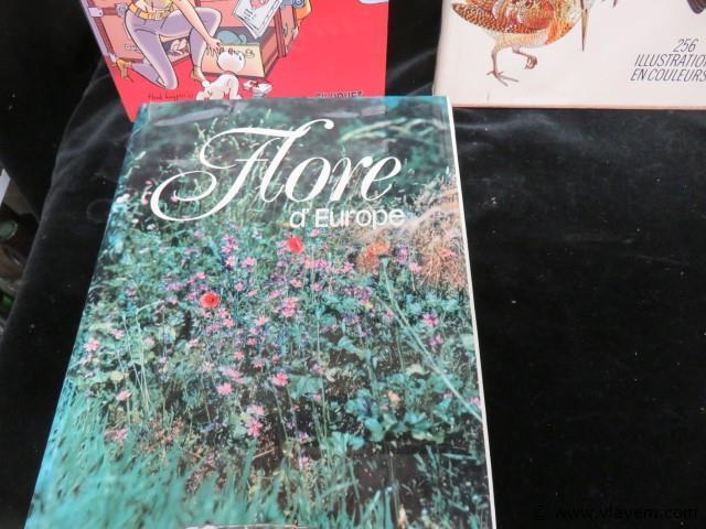 Boeken, 3 stuks