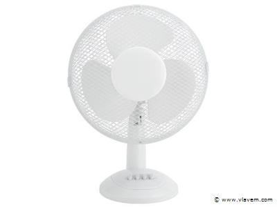 Ventilator 30 cm, wit, 5x