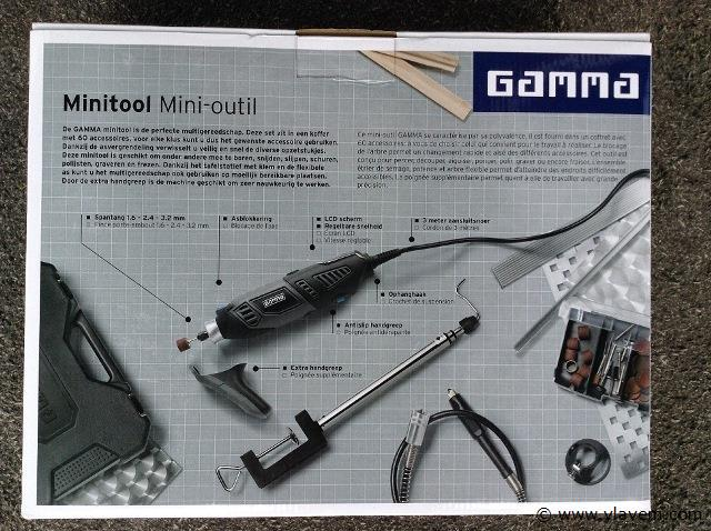 Minitool 60-delig