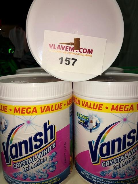 Ontvlekker Vanish