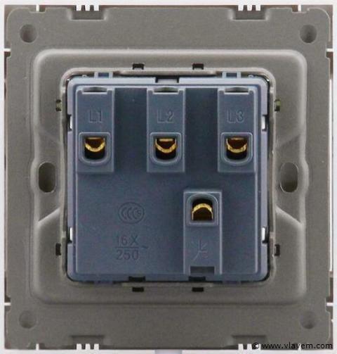 verwarmer, ventilator en Led licht 3-in-1
