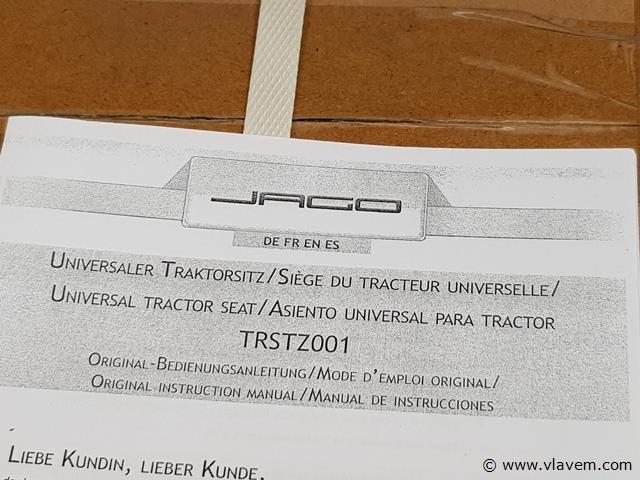 tractorstoel