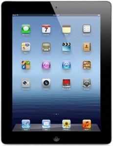 Apple iPad 3 16GB, kleur: zwart