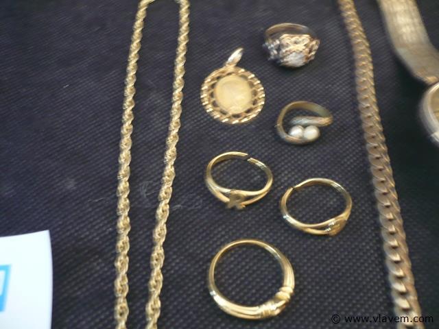 juwelen en horloges