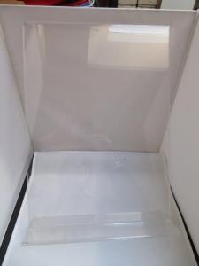 A3 Acryl-papierhouder