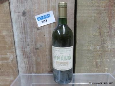 Oude wijn, 1 fles