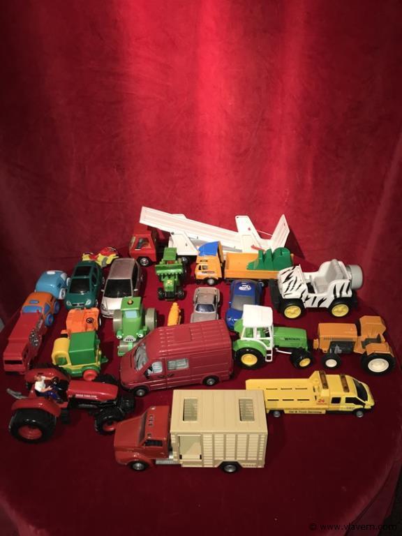 lot speelgoedauto's