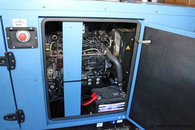 Generator SDMOT 12 pk