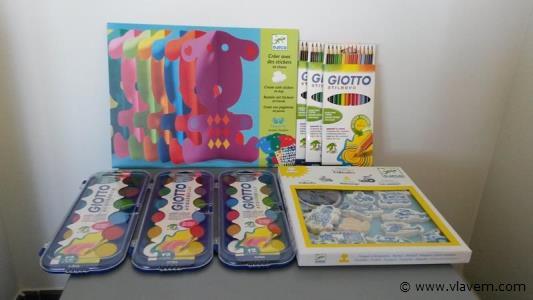 Giotto & Djeco speelgoed
