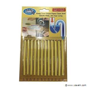 2x Sani Sticks Afvoerreinigers - 12 stuks