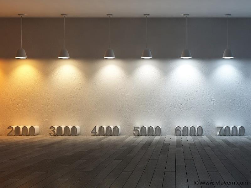 4 x 12W LED mat zwart tuin en wandlampen rond - warm wit