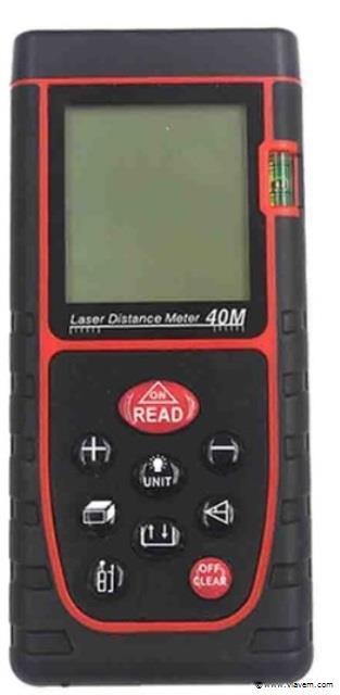 Laser Pro Afstandsmeter