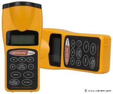 Digitale afstandsmeter