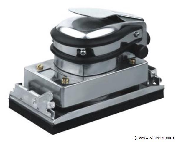 Pneumatische vlakschuurmachine