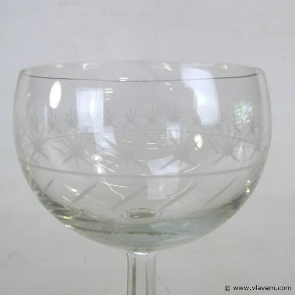 Stel oude glazen