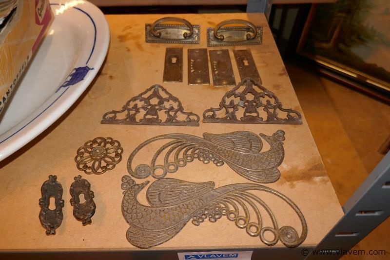 Decoratie voor herstellen oude kasten