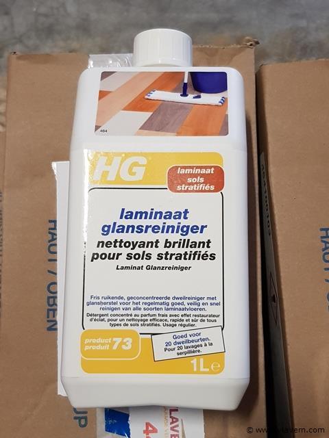 laminaatreiniger HG