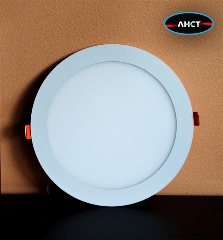 40 x 18W slim warm wit rond inbouw LED panelen