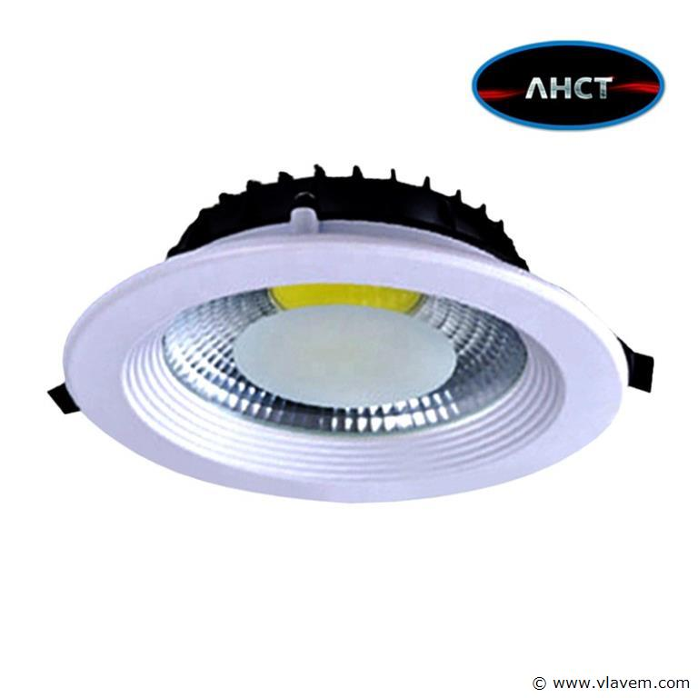 20 x 15W inbouw warm wit LED rond spotlampen