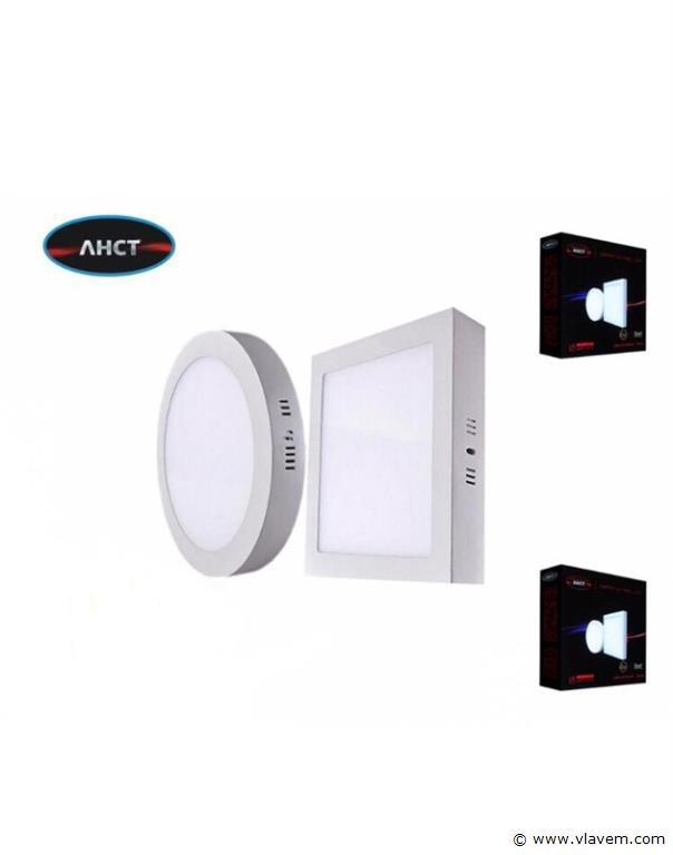 20 x 30W Opbouw warm wit rond LED panelen