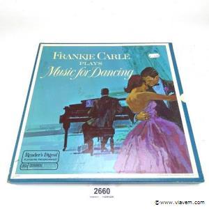 Music for dancing cassette met LP's