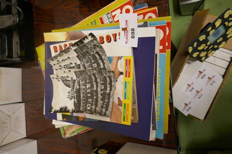 Diverse tijdschriften ea.