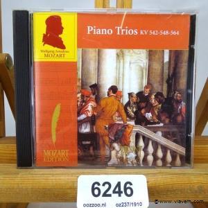Mozart. Piano Trios