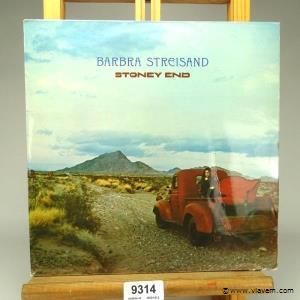Barbra Streisand. Stoney end