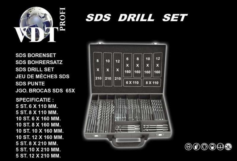 Boren set SDS