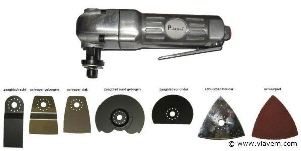 Pneumatische multimaster tool
