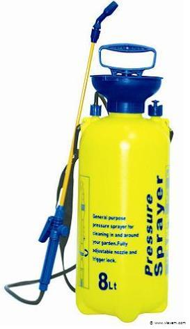 Pompsysteem 8 liter