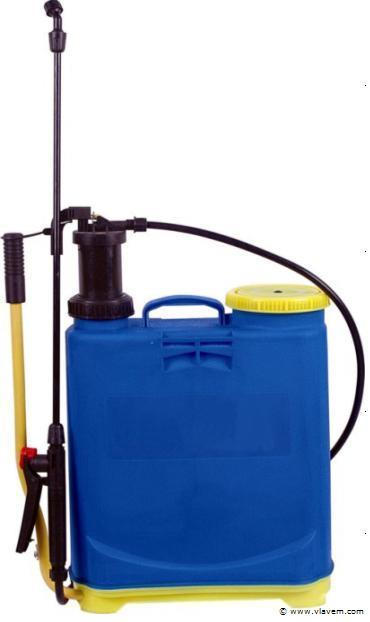 Pompsysteem 16 liter
