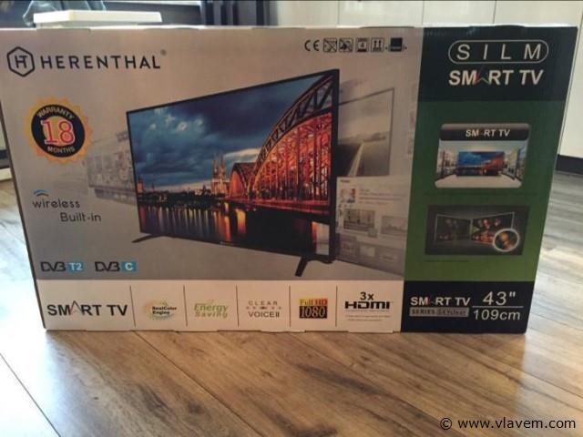Herenthal SmartTV 43inch