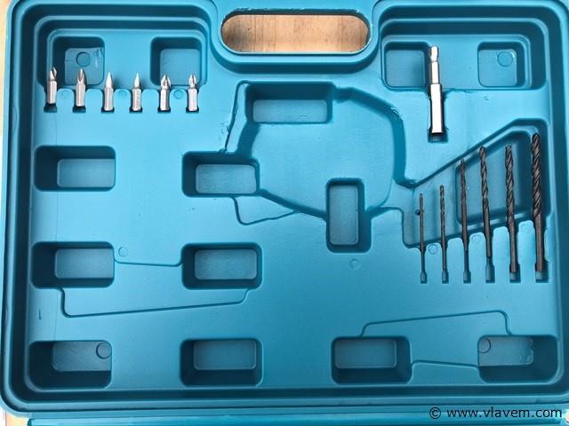 StanWerk accuboor met slagschroevendraaier