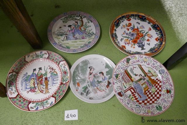 Japanse borden