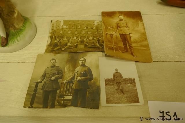 Foto's soldaten
